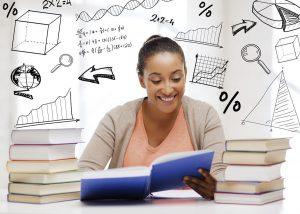 mujer-estudiando